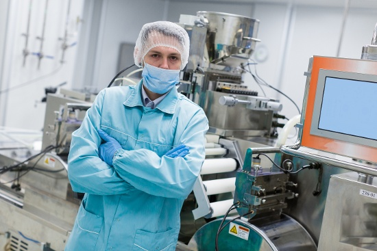 Functional and tailored solutions for pharma