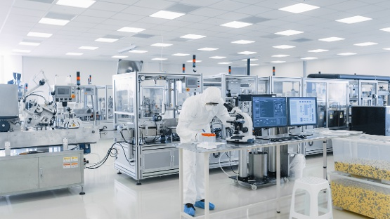 Industry-Specific IP, Optimized for Pharma
