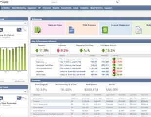 NetSuite_SuiteSuccess Starter Edtion_Dashboard_Createch 1